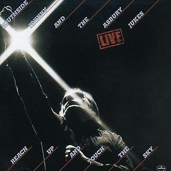 Southside Johnny & de Asbury Jukes - Live-Reach Up & Touch de Sky [CD] VS importeren
