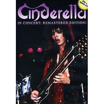 Cinderella - In Concert [DVD] USA import