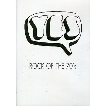 Yes - Rock of the 70s [DVD] USA import