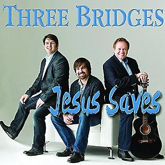 Three Bridges - Jesus Saves [CD] USA import
