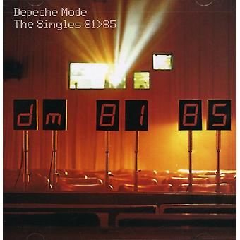 Depeche Mode - Singles 81-85 [CD] USA import