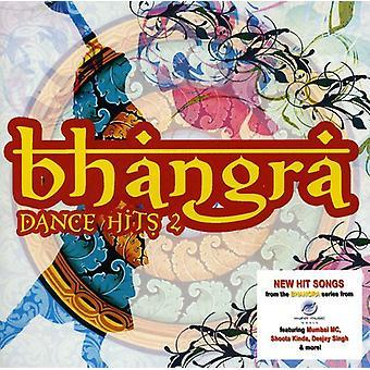 Bhangra Dance Hits - Vol. 2-Bhangra Dance Hits [CD] USA tuonti