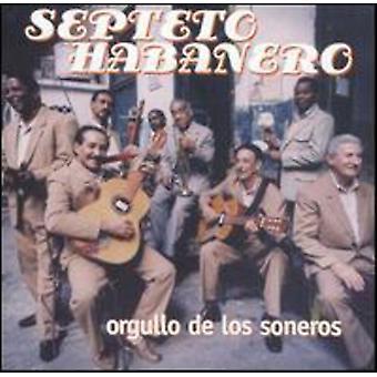 Septeto Habanero - Orgullo De Los Soneros [CD] USA import