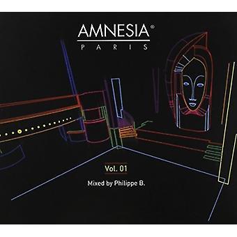 Amnesia 1 - Amnesia 1 [CD] USA import