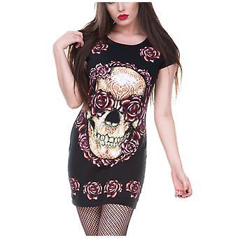 Jawbreaker - judy bloom dress - short sleeve straight fit dress