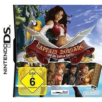 Kapten Morgane och den gyllene sköldpadda tyska Version Nintendo DS spel