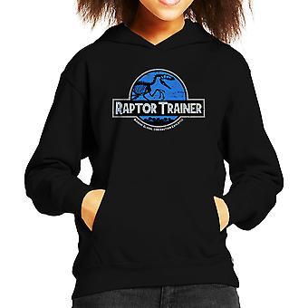 Raptor Trainer Jurassic World Kid de Hooded Sweatshirt