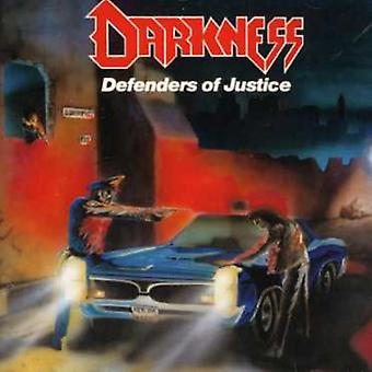Darkness - Defenders of Justice [CD] USA import
