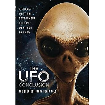 Ufo Conclusion [DVD] USA import