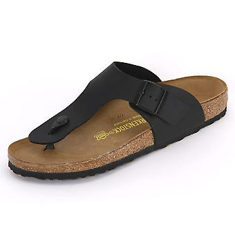 Birkenstock Ramses Black Birkoflor 044791 universal summer men shoes