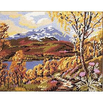 Scotland Needlepoint Kit