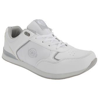 Dek Unisex Adults Jack Lace Up Trainer-Style Bowling Shoes