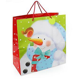 Рождественский магазин гигантских подарок сумку