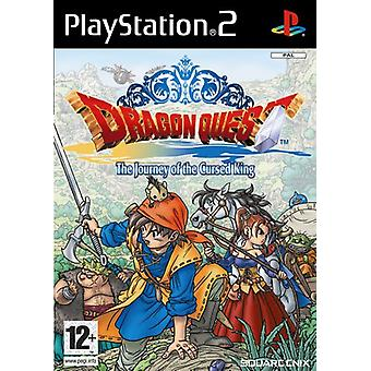Dragon Quest The Journey of the Cursed King (PS2) - Usine scellée