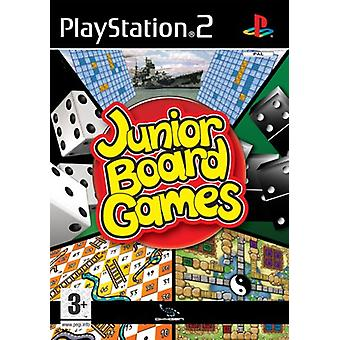 Junior Board Games (PS2) - Nouvelle usine scellée