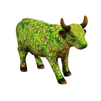 Lehmän Parade Flora (keskipitkällä keraaminen)
