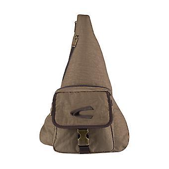 Areia de saco de ombro bolso do camelo viagens ativo acessório saco homem 6378