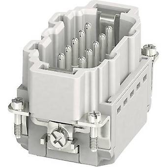 Phoenix Kontakt 1407730 Pin-Einset HC-B 10 + PE Stecker & Clip 1 Stück(e)