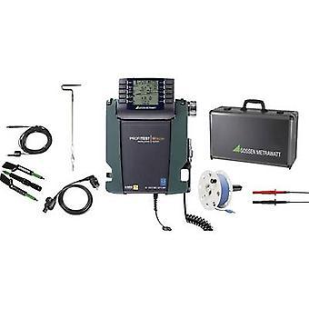 Gossen Metrawatt M501C Electrical tester set Calibrated to (DAkkS standards)