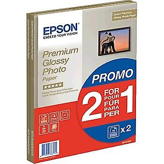 Epson Premium Glossy Photo Paper C13S042169 Photo paper A4 30 sheet High-lustre