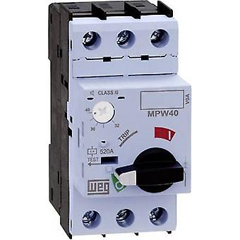 WEG MPW40-3-U004 Overload relay adjustable 4 A 1 pc(s)
