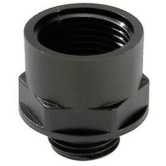 Wiska ATEX EX-APM 11/16 Cable gland adapter PG11 M16 Polyamide Black (RAL 9005) 1 pc(s)