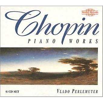 F. Chopin - Chopin: Oeuvres pour Piano [CD] USA import