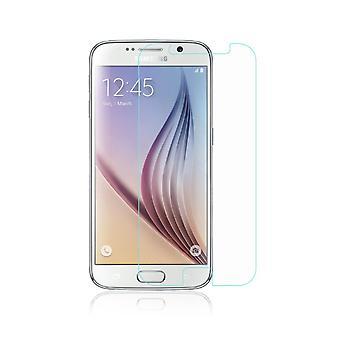 Samsung Galaxy S6 SM-G920F screen protector 9 H kampvogn beskyttelse glas lamineret glas