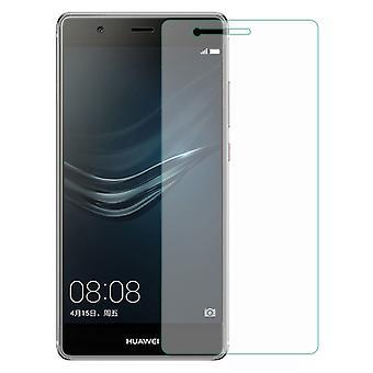 Huawei P9 Plus Displayschutzfolie 9H Verbundglas Panzer Schutz Glas Tempered Glas