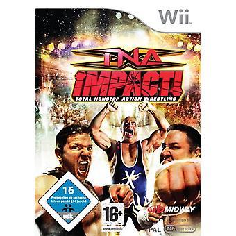 Impact TNA! Total Nonstop Action Wrestling - Nouveau