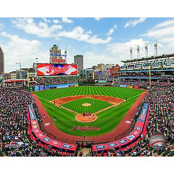 Progressive Field 2018 Photo Print