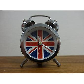 Union Jack Wear Union Jack Mini Alarm Clock