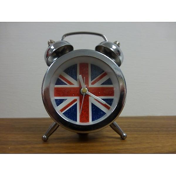 Union Jack Wear Union Jack Mini Alarm Clock