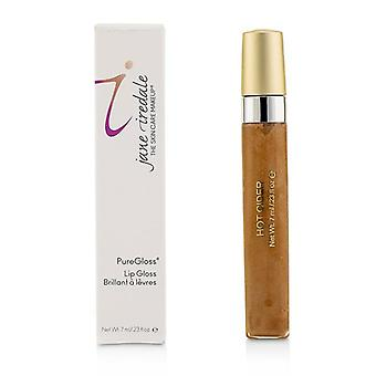 Jane Iredale Puregloss Lip Gloss (new Packaging) - Hot Cider - 7ml/0.23oz