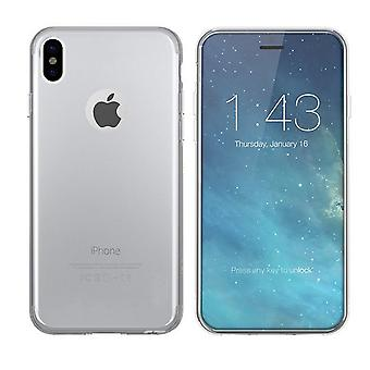 Colorfone Soft Exclusivo TPU shell iPhone X/Xs Transparente 1,2 mm
