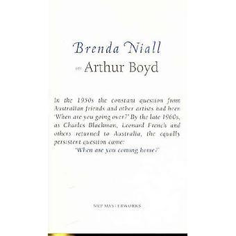 Brenda Niall på Arthur Boyd av Brenda Niall - 9780522851946 bok