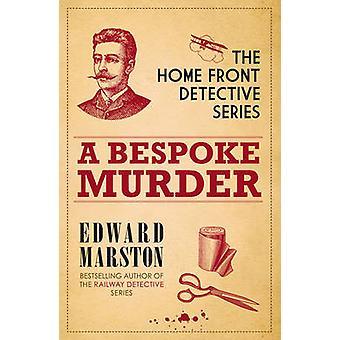 エドワード ・ マーストン - 9780749011444 本によるオーダーメイド殺人