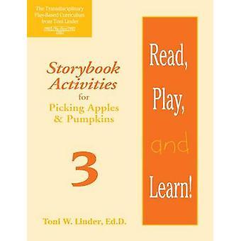 Läs - lek - och lär! Modul 3 - sagobok aktiviteter för plockning A