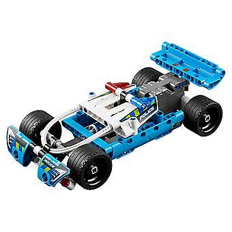 LEGO Technic 42091 Pull-Back politijagt