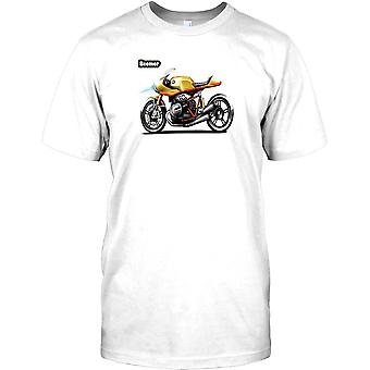 BMW Cafe Racer Concept Bike - Awesome Herren T Shirt