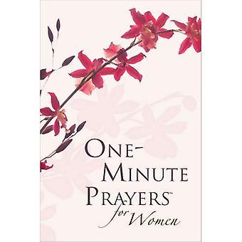 Preghiere di un minuto per donne Gift Edition (minuto preghiere)