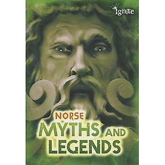 Norse Myths and Legends (Ignite: All about Myths)