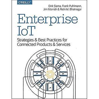 Enterprise IoT: Strategier och bästa praxis för uppkopplade produkter och tjänster