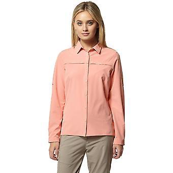 Craghoppers Womens Nosi Life Pro Long Sleeve Walking Shirt