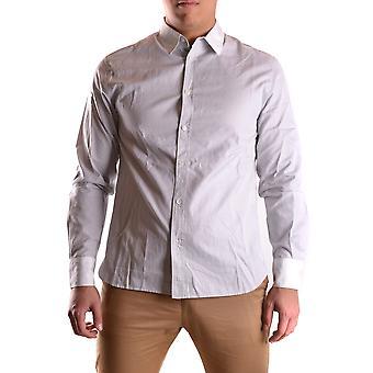 Marc Jacobs Ezbc062042 Uomo's Camicia di cotone grigio