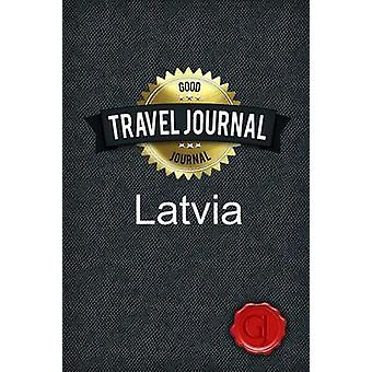 Travel Journal Latvia by Journal & Good