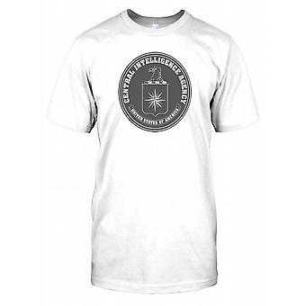 Central Intelligence Agency insignier børn T Shirt