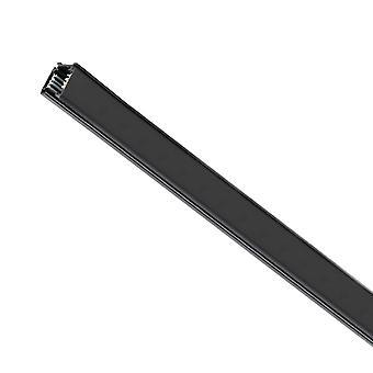 QAZQA Rail 150 cm black for 3-phase rail