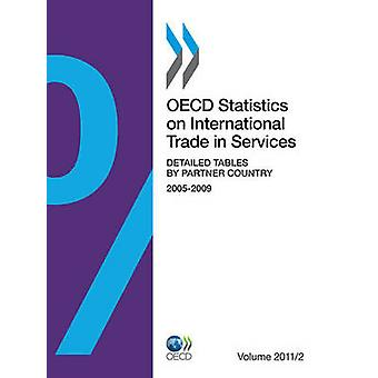 OECD Statistics on International Trade in Services Volume 2011 Issue 2 Detailed Tables by Partner Country by Oecd Publishing