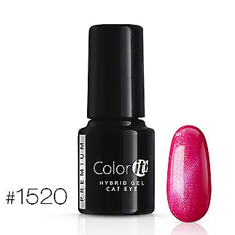 Gellack-Color IT-Premium-Cat Eye-* 1520 UV gel/LED